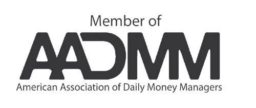 Member of AADMM - American Association of Daily Money Managers
